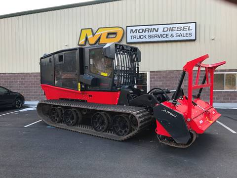 2017 Prinoth Raptor 300R for sale in Portland, CT