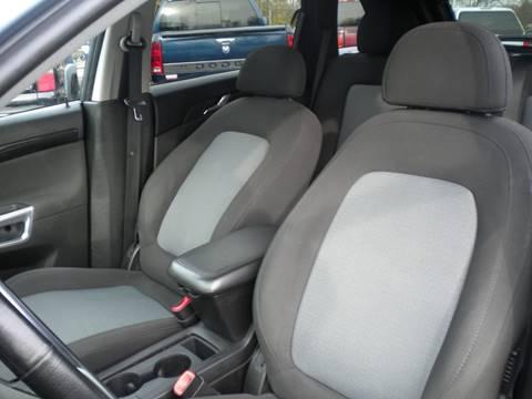 2013 Chevrolet Captiva Sport