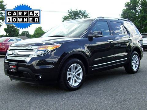 2014 Ford Explorer for sale in Feeding Hills, MA