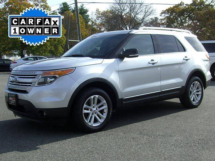 2015 Ford Explorer For Sale >> 2015 Ford Explorer Xlt In Feeding Hills Ma Auto Point Motors Inc