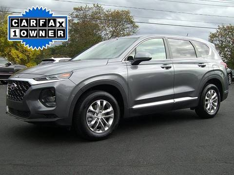 2019 Hyundai Santa Fe for sale in Feeding Hills, MA