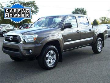 2012 Toyota Tacoma for sale in Feeding Hills, MA