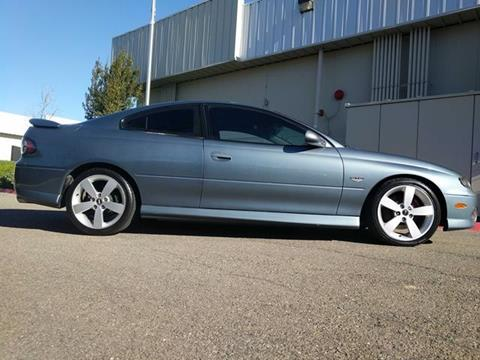 2006 Pontiac GTO for sale in Brentwood, CA