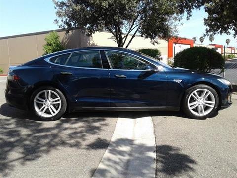 2015 Tesla Model S for sale in Brentwood, CA