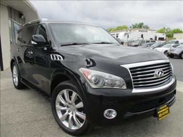 2012 Infiniti QX56 for sale in Brentwood, CA