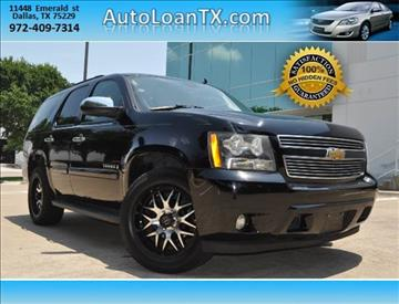 2008 Chevrolet Tahoe for sale in Dallas, TX