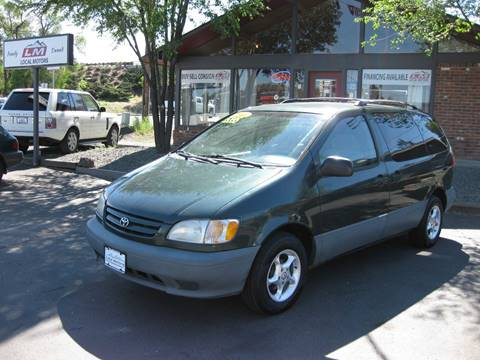 2001 Toyota Sienna for sale in Bend, OR