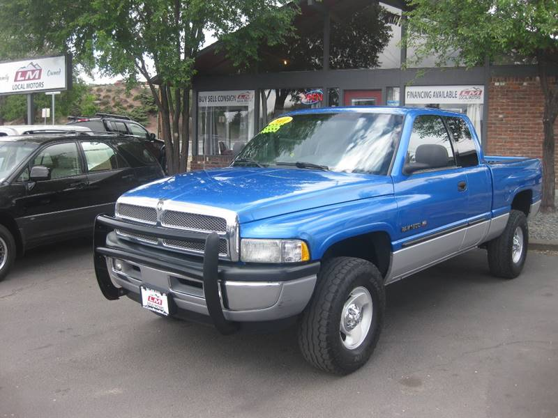 2001 Dodge Ram Pickup 1500 4dr Quad Cab SLT Plus 4WD SB - Bend OR