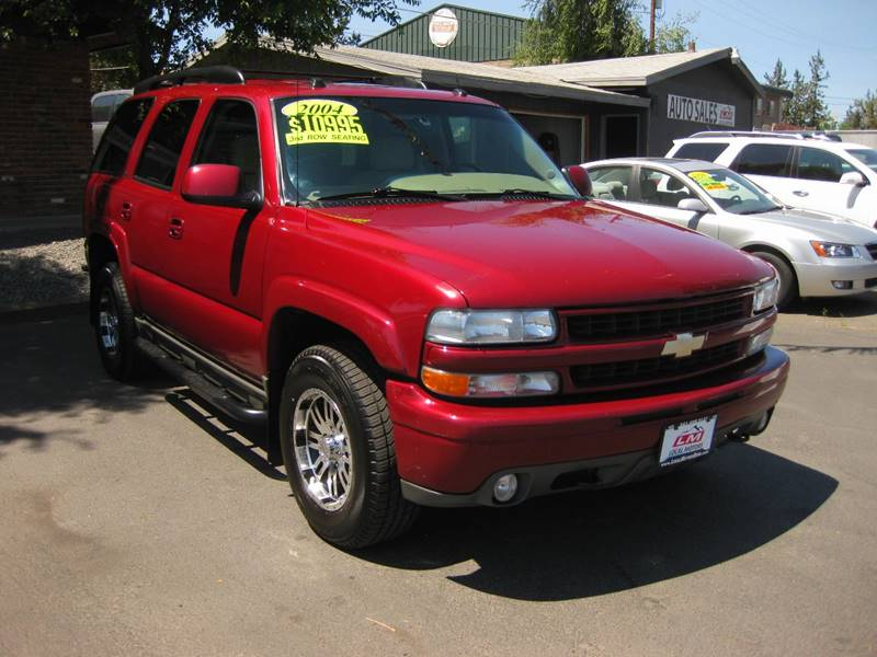 2004 Chevrolet Tahoe Z71 4WD 4dr SUV - Bend OR