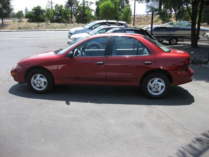 1998 Chevrolet Cavalier 4dr Sedan - Bend OR