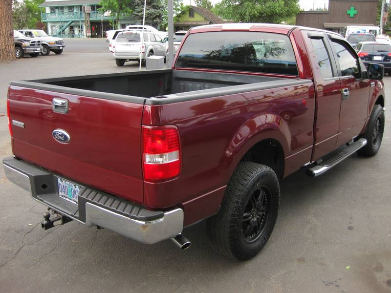 2006 Ford F-150 XLT 4dr SuperCab 4WD Styleside 6.5 ft. SB - Bend OR