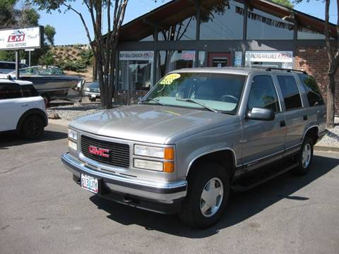 1999 GMC Yukon for sale in Bend, OR
