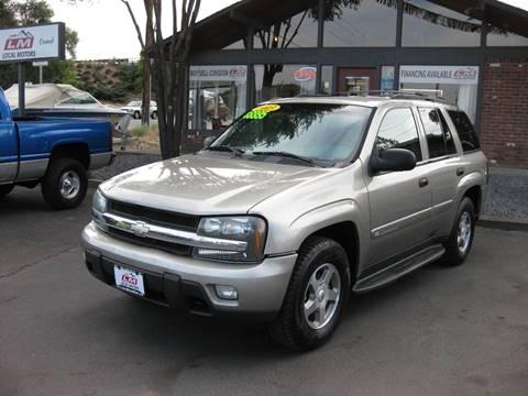 2003 Chevrolet TrailBlazer for sale in Bend, OR