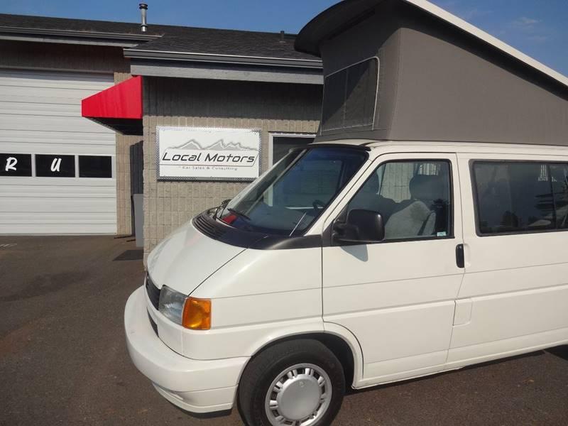 1993 Volkswagen EuroVan for sale at Local Motors in Bend OR