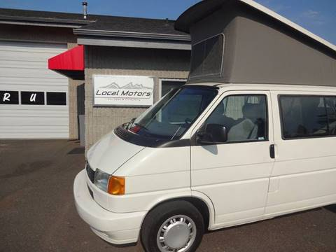 1993 Volkswagen EuroVan for sale at Local Motors in Bend OR