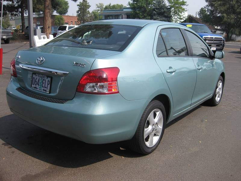 2009 Toyota Yaris 4dr Sedan 5M - Bend OR