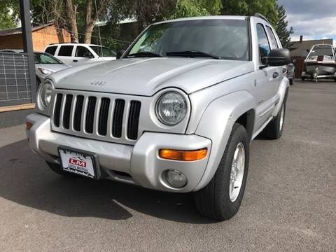2004 Jeep Liberty for sale in Bend, OR