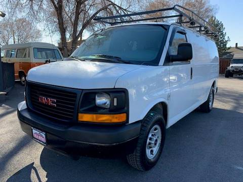 2011 GMC Savana Cargo 3500 for sale at Local Motors in Bend OR