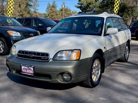 2001 Subaru Outback L.L. Bean Edition for sale at Local Motors in Bend OR