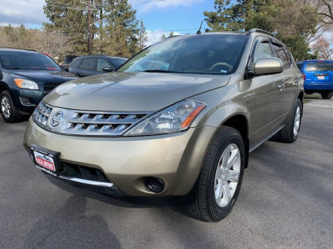 2007 Nissan Murano SE for sale at Local Motors in Bend OR