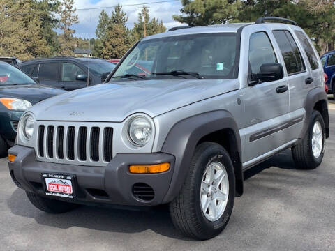 2004 Jeep Liberty Sport for sale at Local Motors in Bend OR