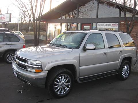 2004 Chevrolet Tahoe for sale in Bend, OR
