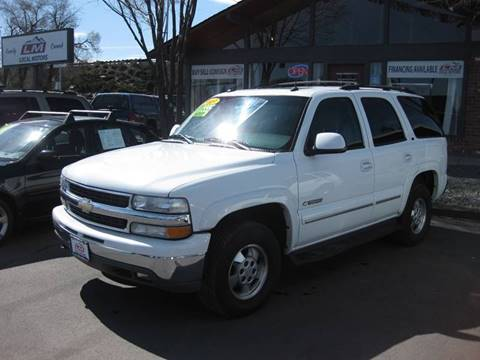 2003 Chevrolet Tahoe for sale in Bend, OR