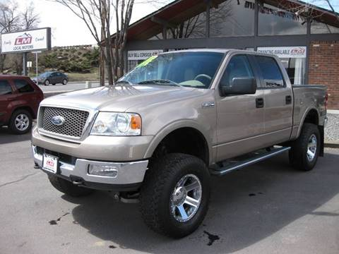 2005 Ford F-150 for sale in Bend, OR