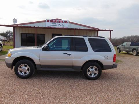 Ford Explorer For Sale Carsforsalecom - 2003 explorer