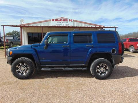 2006 HUMMER H3 for sale in Cleburne, TX