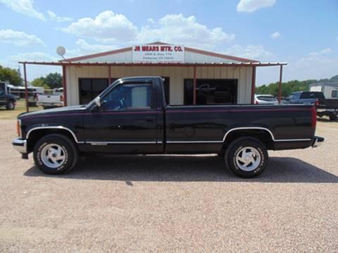1991 GMC Sierra 1500 for sale in Cleburne, TX