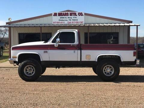 1985 GMC C/K 1500 Series for sale in Cleburne, TX