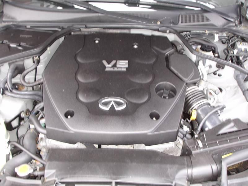 2004 Infiniti G35 AWD 4dr Sedan w/Leather - Germantown WI