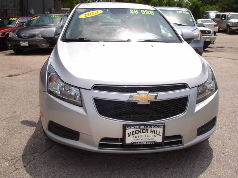 2013 Chevrolet Cruze 2LT Auto 4dr Sedan w/1SH - Germantown WI
