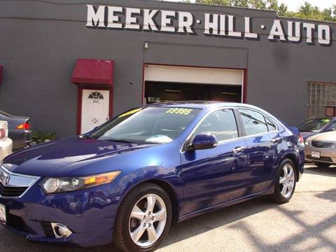 2011 Acura TSX for sale in Germantown, WI