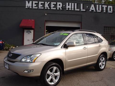 2007 Lexus RX 350 for sale in Germantown, WI