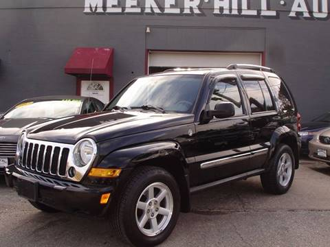 2007 Jeep Liberty for sale in Germantown, WI