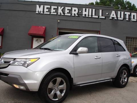 Acura MDX For Sale In Wisconsin Carsforsalecom - Acura mdx 2007 for sale