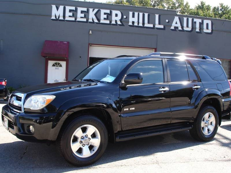 2006 Toyota 4Runner Sport Edition 4dr SUV 4WD W/V6   Germantown WI
