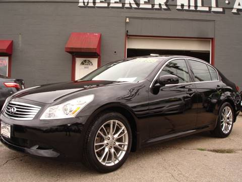 2008 Infiniti G35 for sale in Germantown, WI