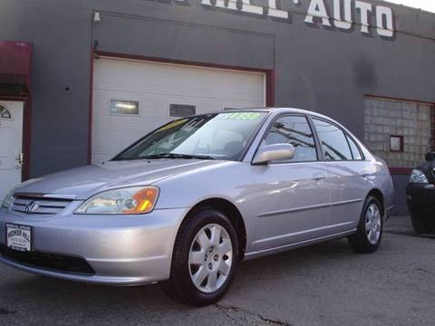 2002 Honda Civic for sale in Germantown, WI