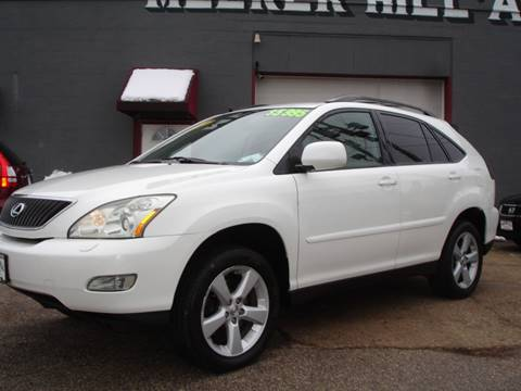 2004 Lexus RX 330 for sale at Meeker Hill Auto Sales in Germantown WI