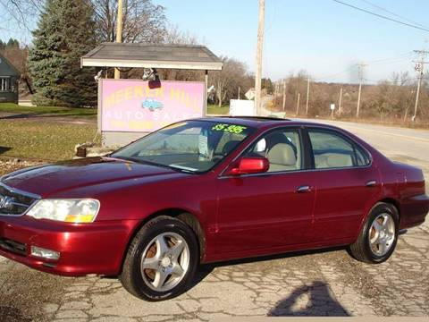 2003 Acura TL for sale in Germantown, WI
