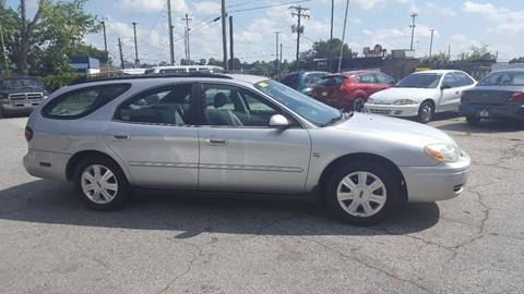 2004 Ford Taurus for sale at REAL AUTOMOTIVE AUTO SALES in Marietta GA
