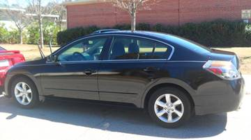 2007 Nissan Altima for sale at REAL AUTOMOTIVE AUTO SALES in Marietta GA