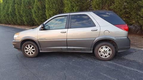 2002 Buick Rendezvous for sale in Marietta, GA