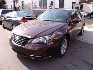 2012 Chrysler 200 for sale at Mr. Motorsales in Elizabeth NJ