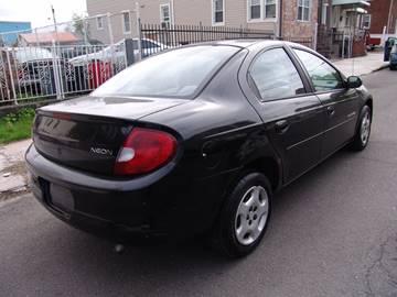 2000 Dodge Neon for sale at Mr. Motorsales in Elizabeth NJ