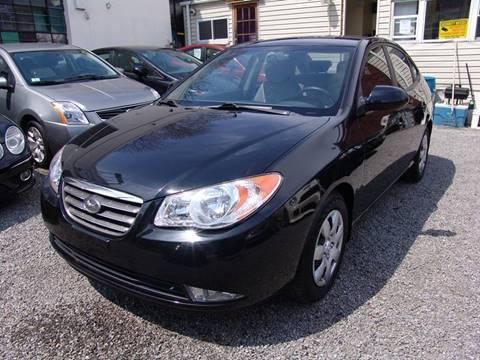 2009 Hyundai Elantra for sale at Mr. Motorsales in Elizabeth NJ