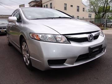 2011 Honda Civic for sale at Mr. Motorsales in Elizabeth NJ